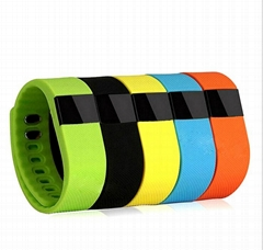 TW64 Sports bluetooth bracelet with app