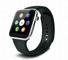 A9 heart rate watch with touch display for iphone watch