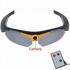 DV-05 camera sunglasses with video