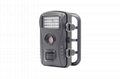 HD720P  Wild Trail Camera with 2.4'' color display and 60 degree wide angle
