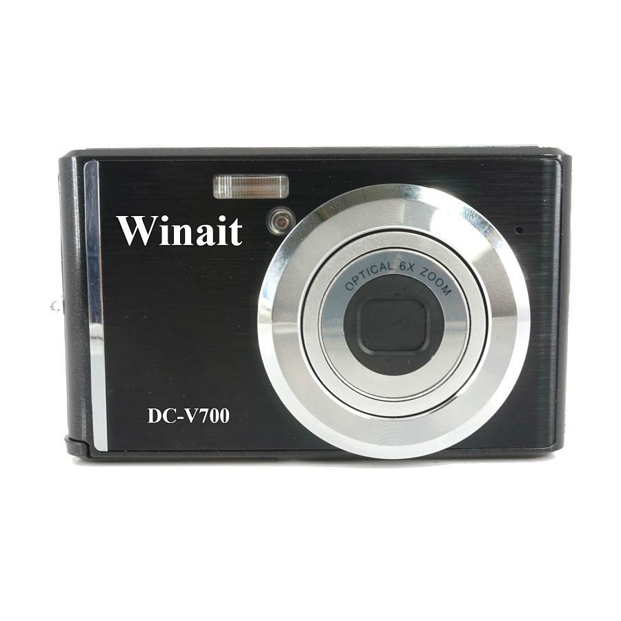 18mp digital camera with 6x optical zoom digital camera