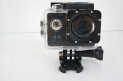 Super 4K cheap gift wifi waterproof action camera