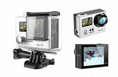 H3 4k wifi action camera