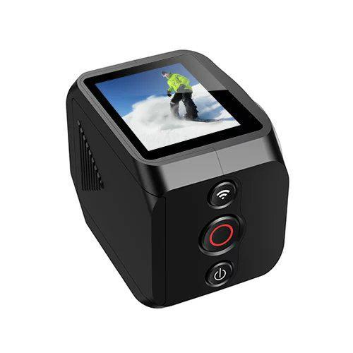 360度 VR 运动摄像机,遥控器控制360相机 3