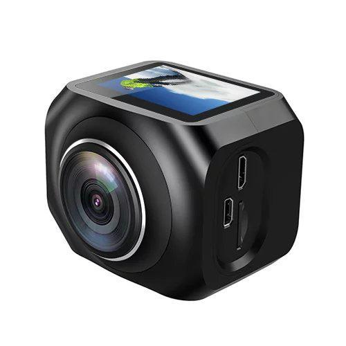 360度 VR 运动摄像机,遥控器控制360相机 4