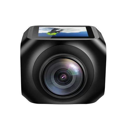 360度 VR 运动摄像机,遥控器控制360相机 5