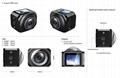 360度 VR 运动摄像机,遥控器控制360相机 6