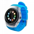 D20 GSM smart watch phone with heart rate/gps track/camera/pedometer