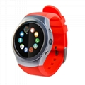 D20 GSM smart watch phone with heart
