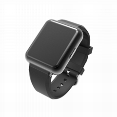 Q1 android smart watch phone with touch display