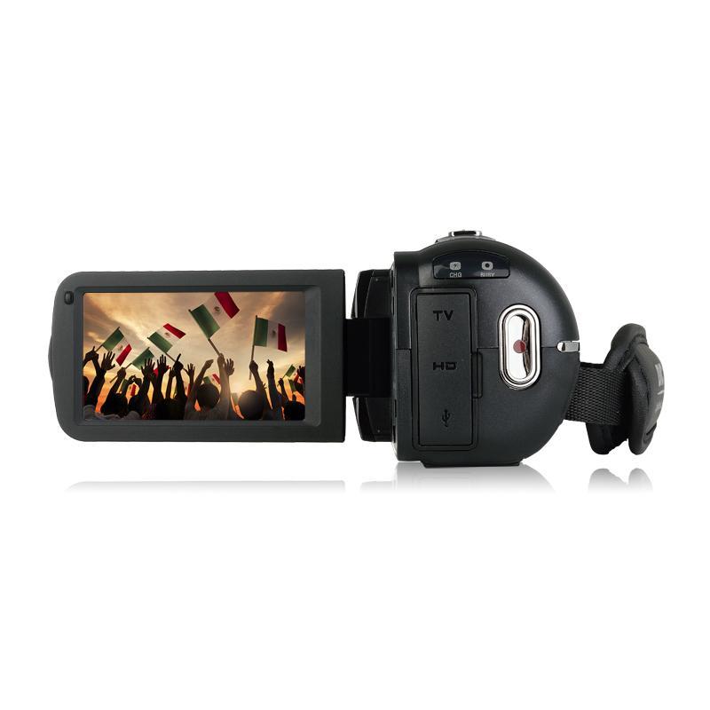 2400萬數碼攝像機 3.0 觸摸屏 20倍光學變焦120倍數碼變焦 2