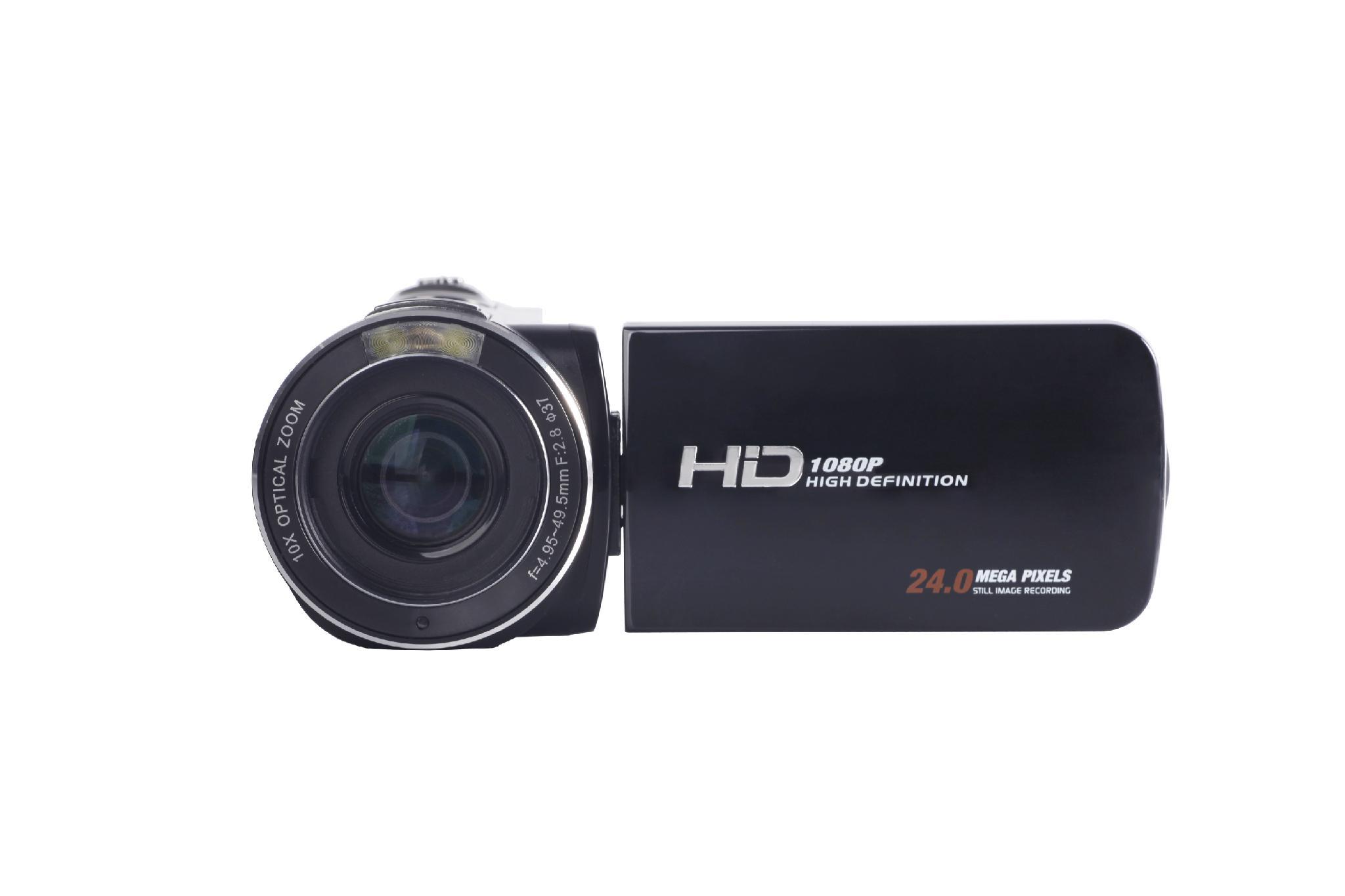 2400萬數碼攝像機 3.0 觸摸屏 20倍光學變焦120倍數碼變焦 4