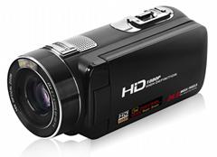 2400萬數碼攝像機 3.0 觸摸屏 20倍光學變焦120倍數碼變焦