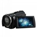 2400万数码摄像机,DV 3.0 触摸屏 16倍数码变焦 录像机