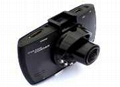 full hd 1080p car black box with 2.7'' TFT dislay car dvr dash board