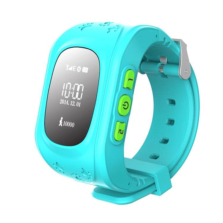 Q50 儿童定位通话手表 2