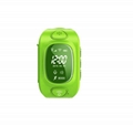 Y3 GSM kids gps tracker smart watch phone