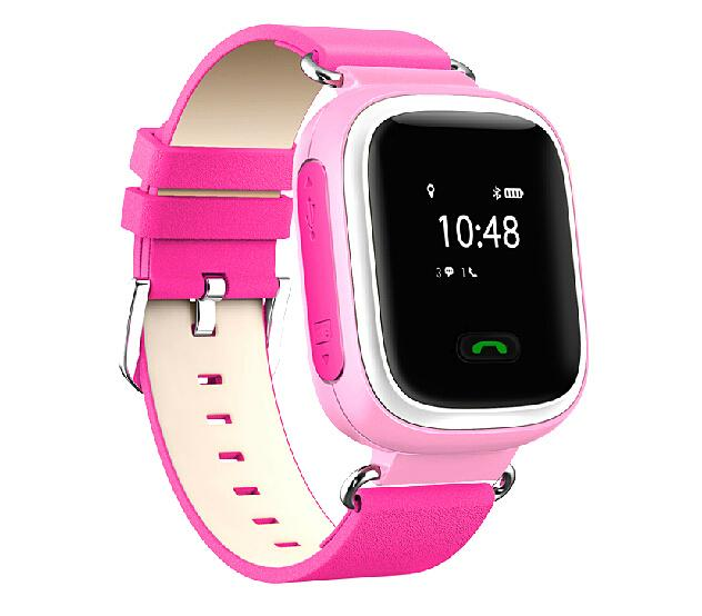 Y4GSM kids gps tracker smart watch phone 2