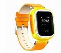 Y4GSM kids gps tracker smart watch phone