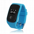 PG22 GSM kids gps tracker smart watch phone