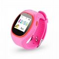 S866 GSM kids gps tracker smart watch phone
