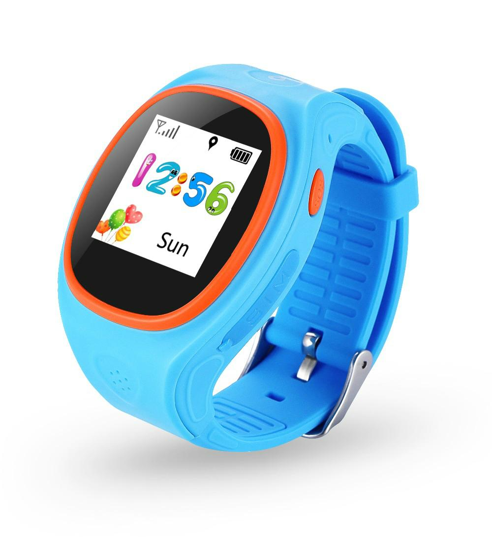 S866 GSM kids gps tracker smart watch phone 3