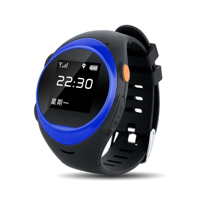 S888 GSM kids gps tracker smart watch phone