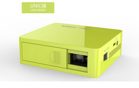 UC50迷你小型投影儀,家庭投影儀 1