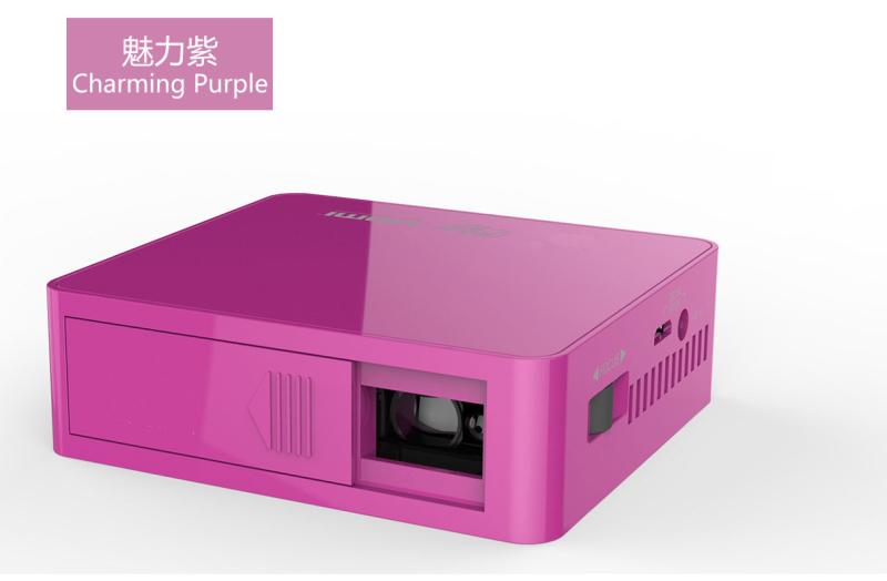 UC50迷你小型投影儀,家庭投影儀 3