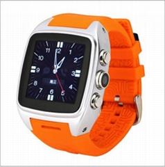 LCD1.54''電容式觸摸屏手錶手機帶攝像頭/藍牙