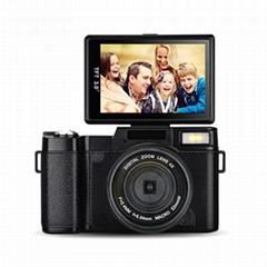 WINAIT 24MP digital camera with 3.0'' TFT display and 8MP cmos sensor
