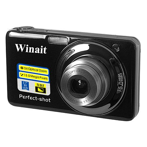 20mp digital camera with 2.7'' TFTdisplay 4x digital zoom 8x optical zoom