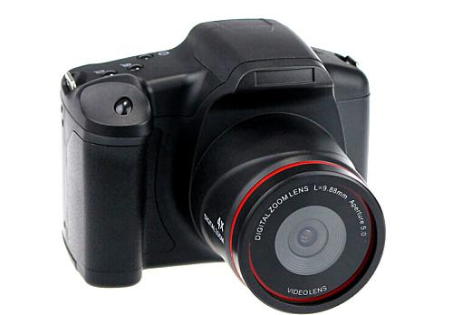 SLR similar digital camera 12mp with 2.8'' TFT display