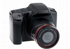 SLR similar digital camera 12mp with 2.8'' TFT display