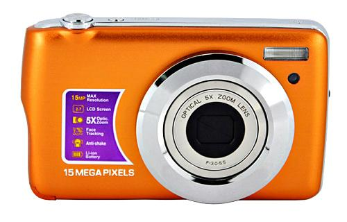 digital compact camera