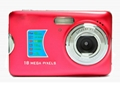12 MP digital camera with 2.7'' TFT display 8x digital zoom lithium battery