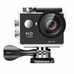 W9 4k WIFI action camera
