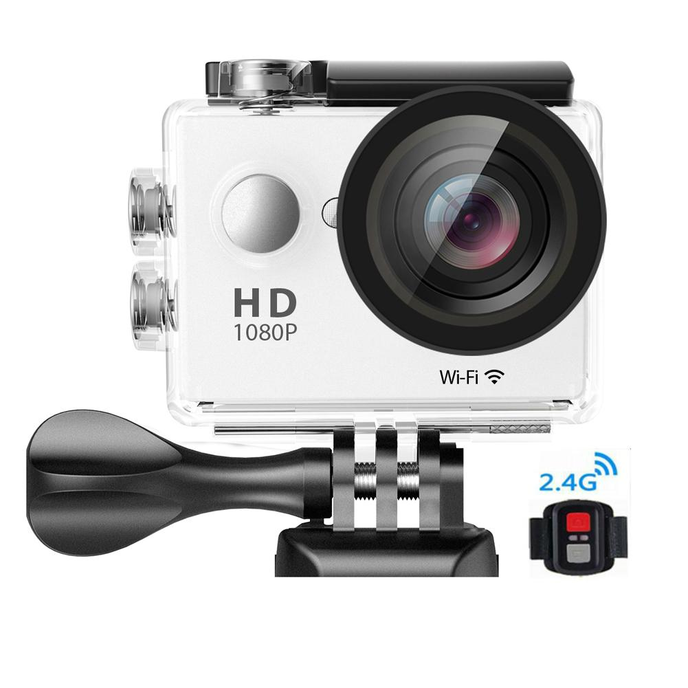 w9R 4k waterproof sports camera with remoter action camera 3