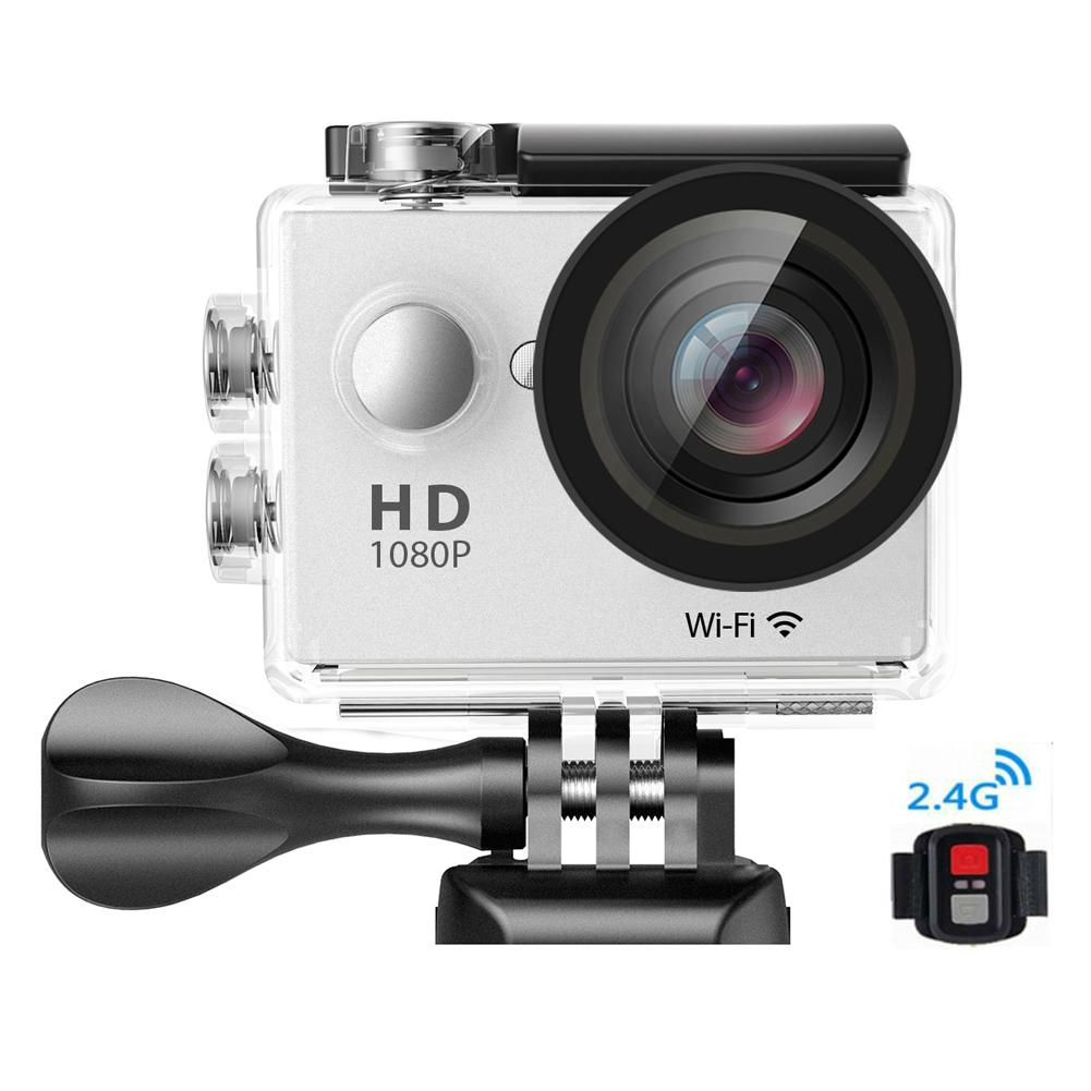 w9R 4k waterproof sports camera with remoter action camera 5