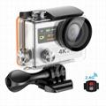 英耐特全高清防水运动相机带Wi