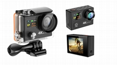 H8 4k wifi action camera