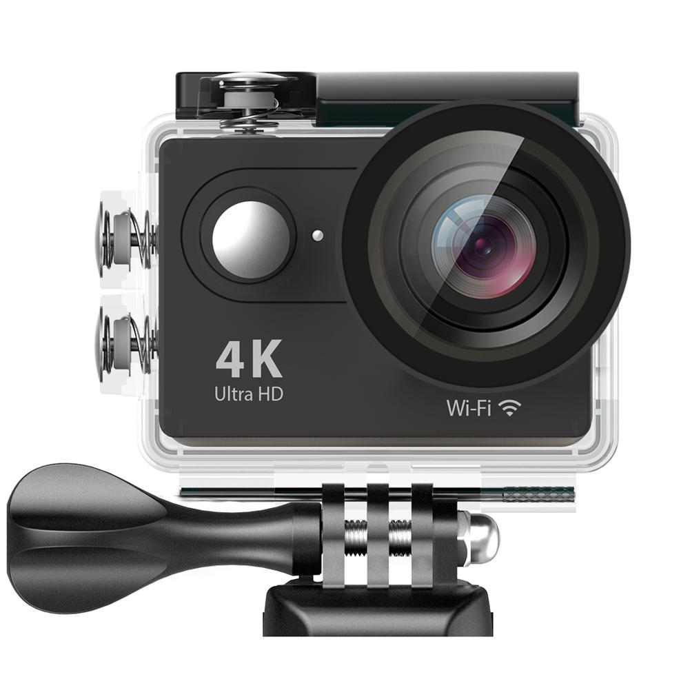 H9 super 4k wifi action sports camera with 2.0'' TFT dsiplay 1