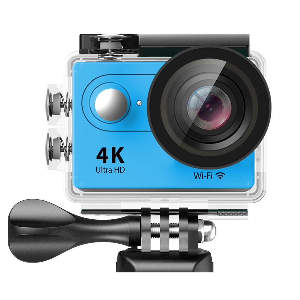 H9 super 4k wifi action sports camera with 2.0'' TFT dsiplay 2