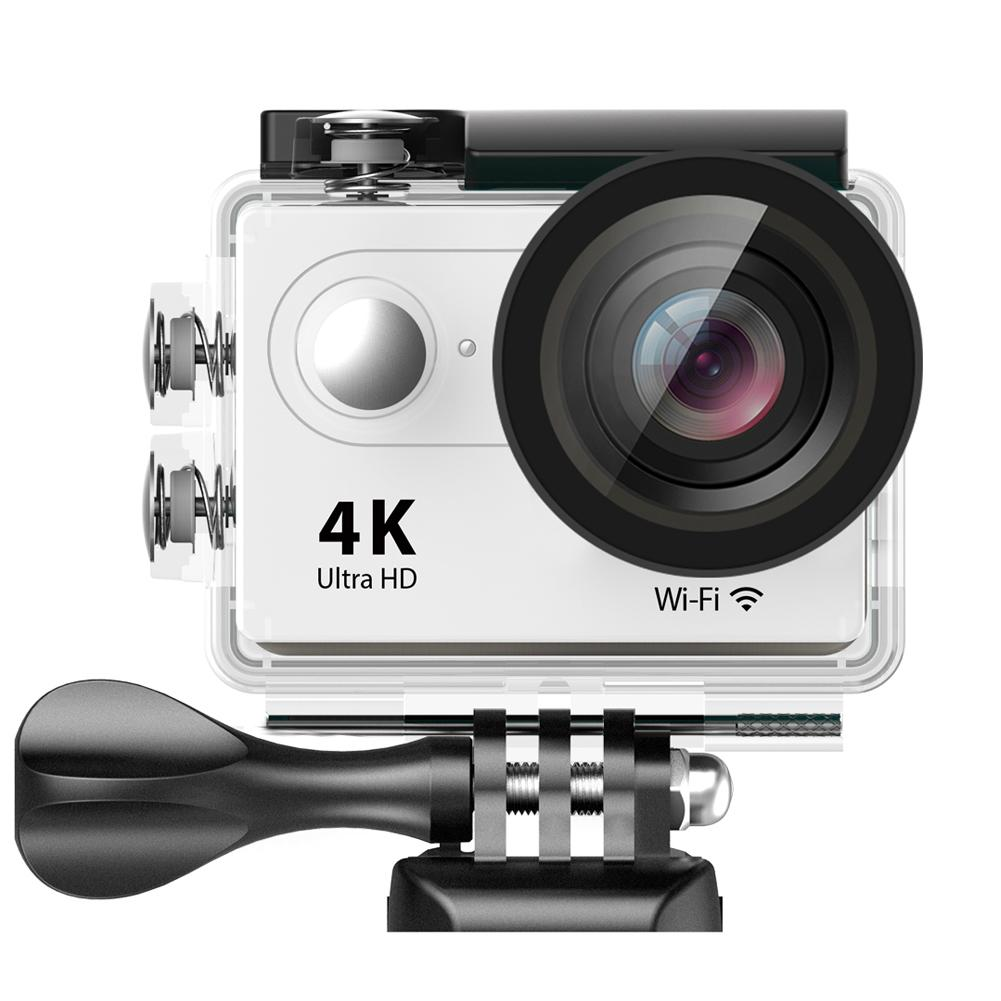 H9 super 4k wifi action sports camera with 2.0'' TFT dsiplay 3