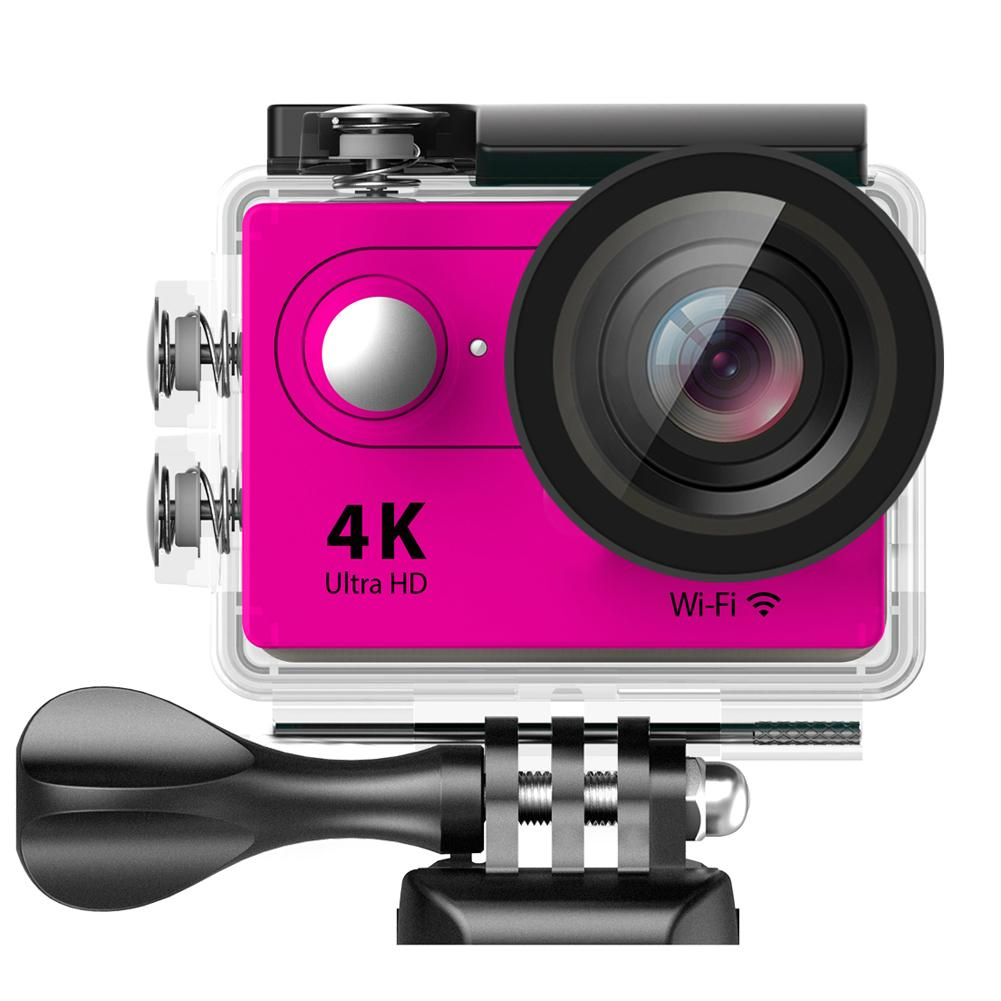 H9 super 4k wifi action sports camera with 2.0'' TFT dsiplay 5