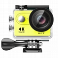 H9 super 4k wifi action sports camera with 2.0'' TFT dsiplay