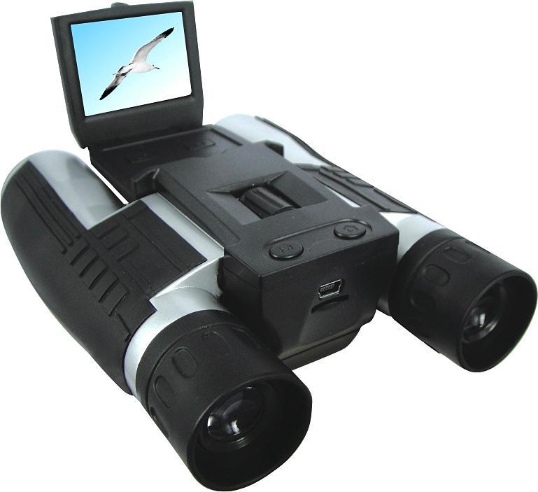 full hd 1080p digital binocular camera with 2.0'' TFT display telescope camera 1