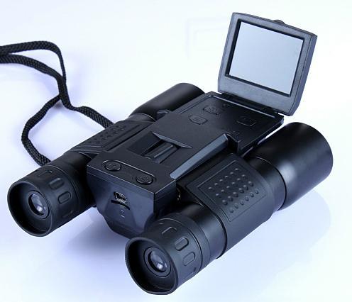720P Digital Binocular camera with telespcoe 1