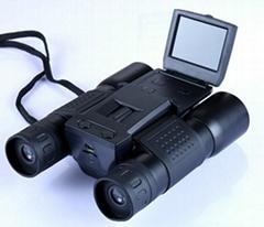 720P Digital Binocular camera with telespcoe