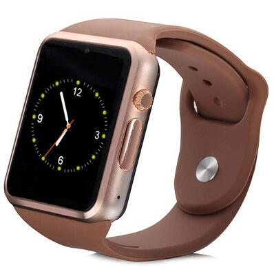 A1 gsm sim card smart watch phone with camera